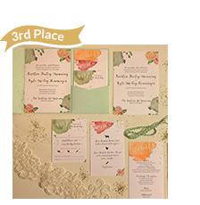 Wedding invitation designs 2015 contest gallery jeni tran invitation design contest stopboris Gallery