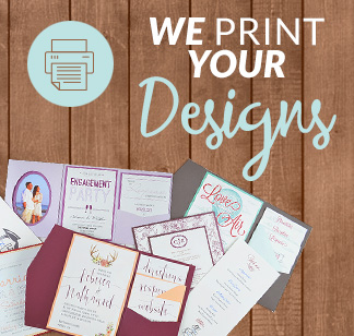 Print Your Own Designs
