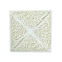 Lace Laser Petal Fold (6x6)
