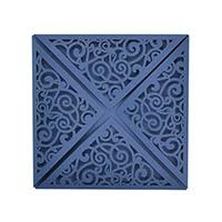 Swirls Laser Petal Fold (6x6)