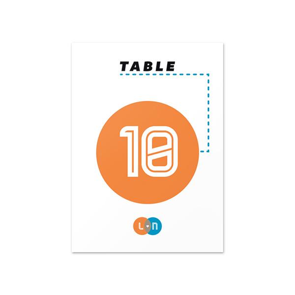 Venn Diagram Table Numbers