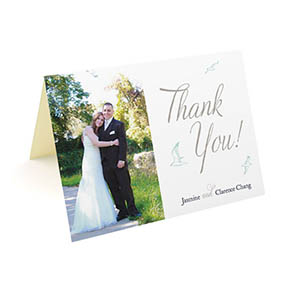 Photo Thank You Cards