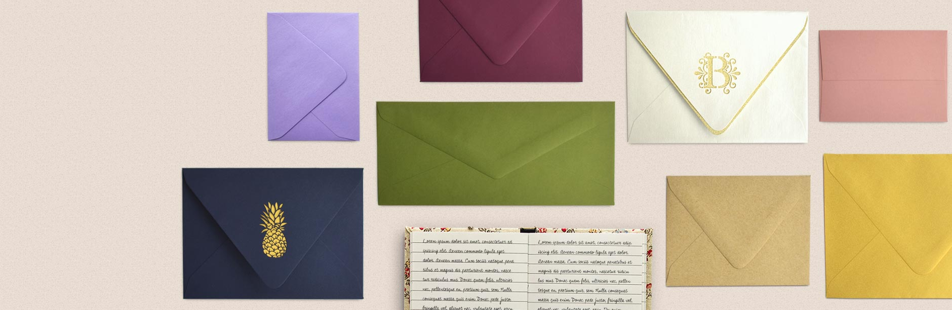 Envelopes dozens of colors and sizes cards pockets standard mailing envelopes colorful reheart Image collections