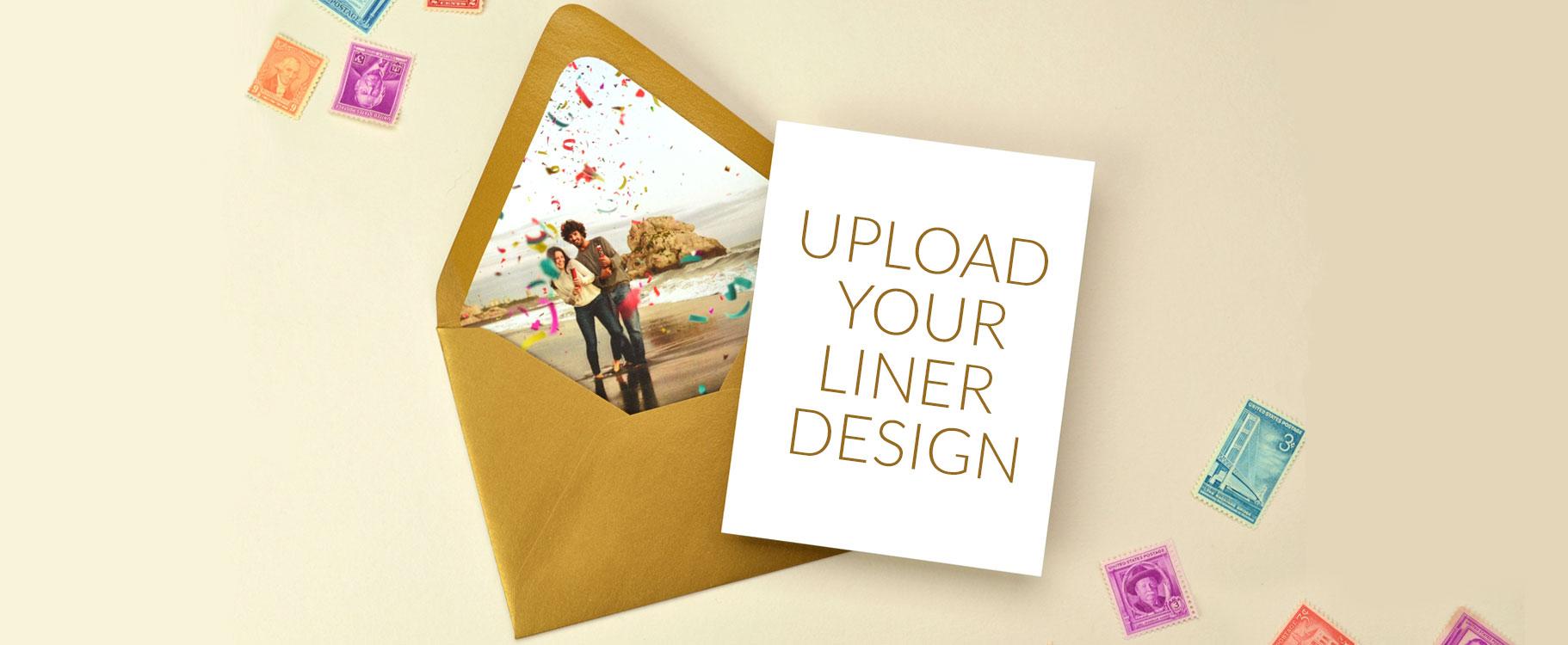 Custom Envelope Liner Printing