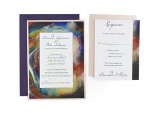 free winter wedding invitation templates