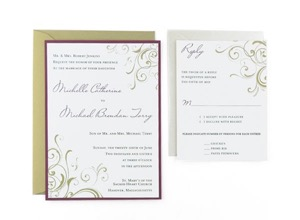 Cards U0026 Pockets  Free Wedding Invitation Samples By Mail