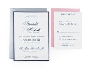 cards and pockets - free wedding invitation templates, Wedding invitations