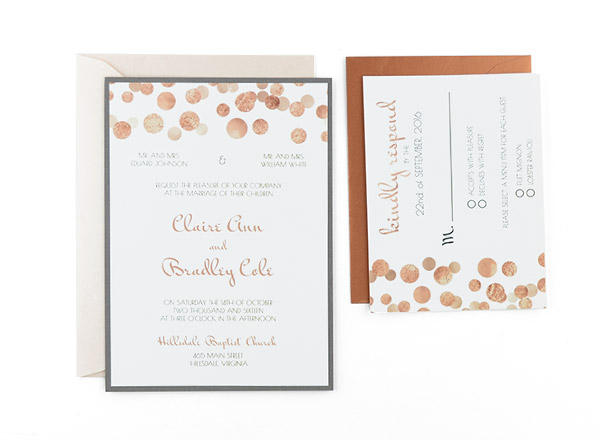 Cards And Pockets Free Wedding Invitation Templates - Gift registry card template free