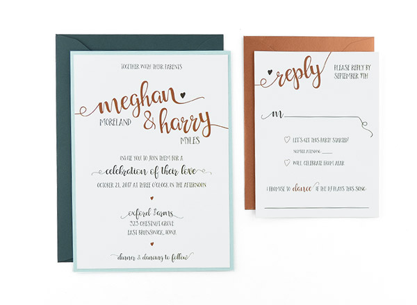 Cards and Pockets Free Wedding Invitation Templates – Printable Wedding Invitation Cards
