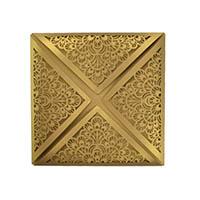 Rococo Laser Petal Fold (6x6)