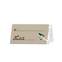 Birch Trees - Blank Folded Place Cards