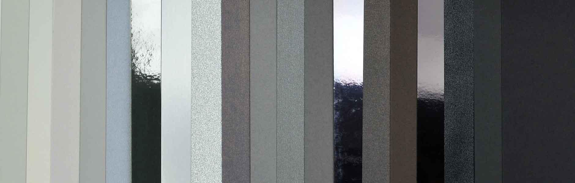 Black, Gray, Silver Cardstock Cardstock