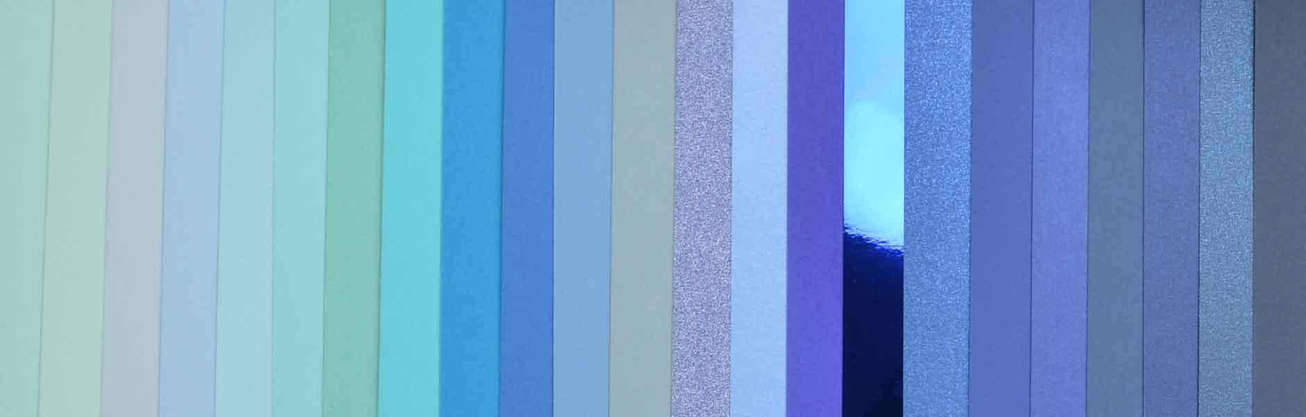 Blue Cardstock