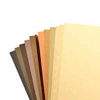 Brown and Tan Cardstock