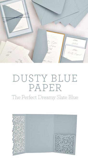 DUSTY BLUE