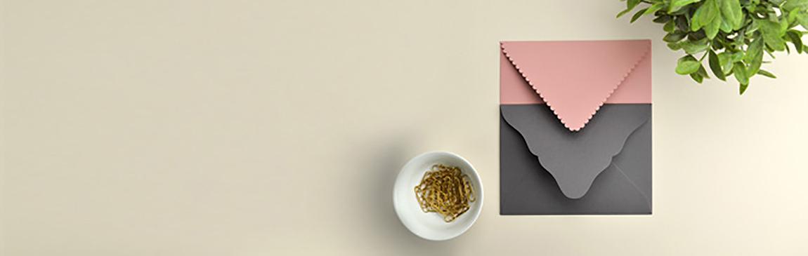 Edge Style Laser Cut Envelopes