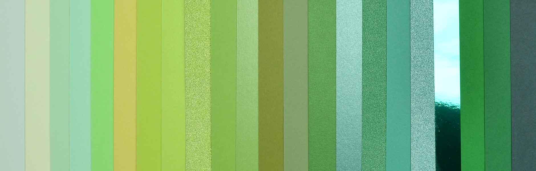Green Cardstock