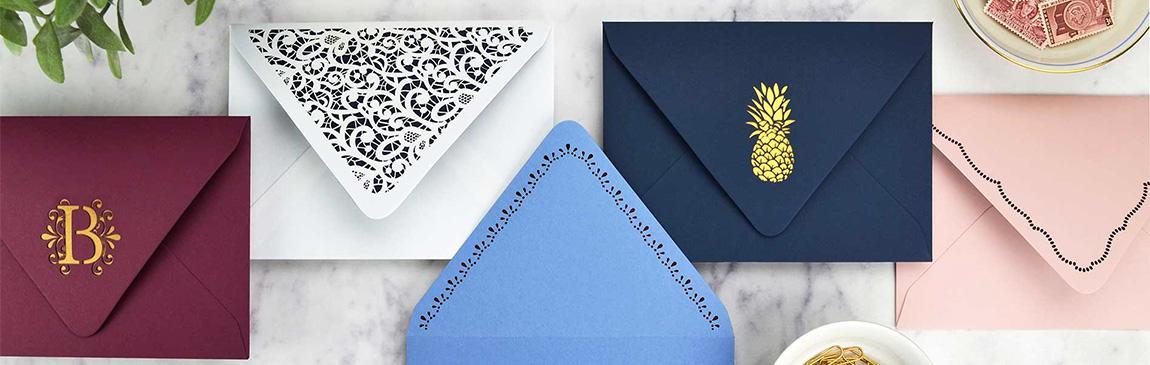 Laser Cut Envelopes