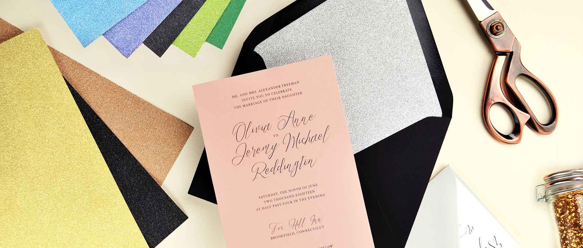 Glitter Paper | Beautiful and Mess Free