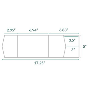 Perfetto Sizing Guide