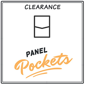 Clearance Panel Pockets
