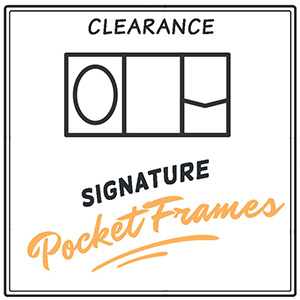 Clearance A7 Signature PocketFrames