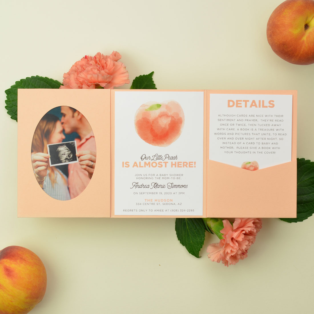 Little Peach A2 Suite