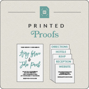 Print Your Own Design - Proofs